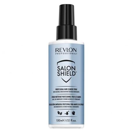 Spray nettoyant professionnel pour les mains Salon Shield
